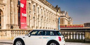BMW, Daimler Merge Mobility Units