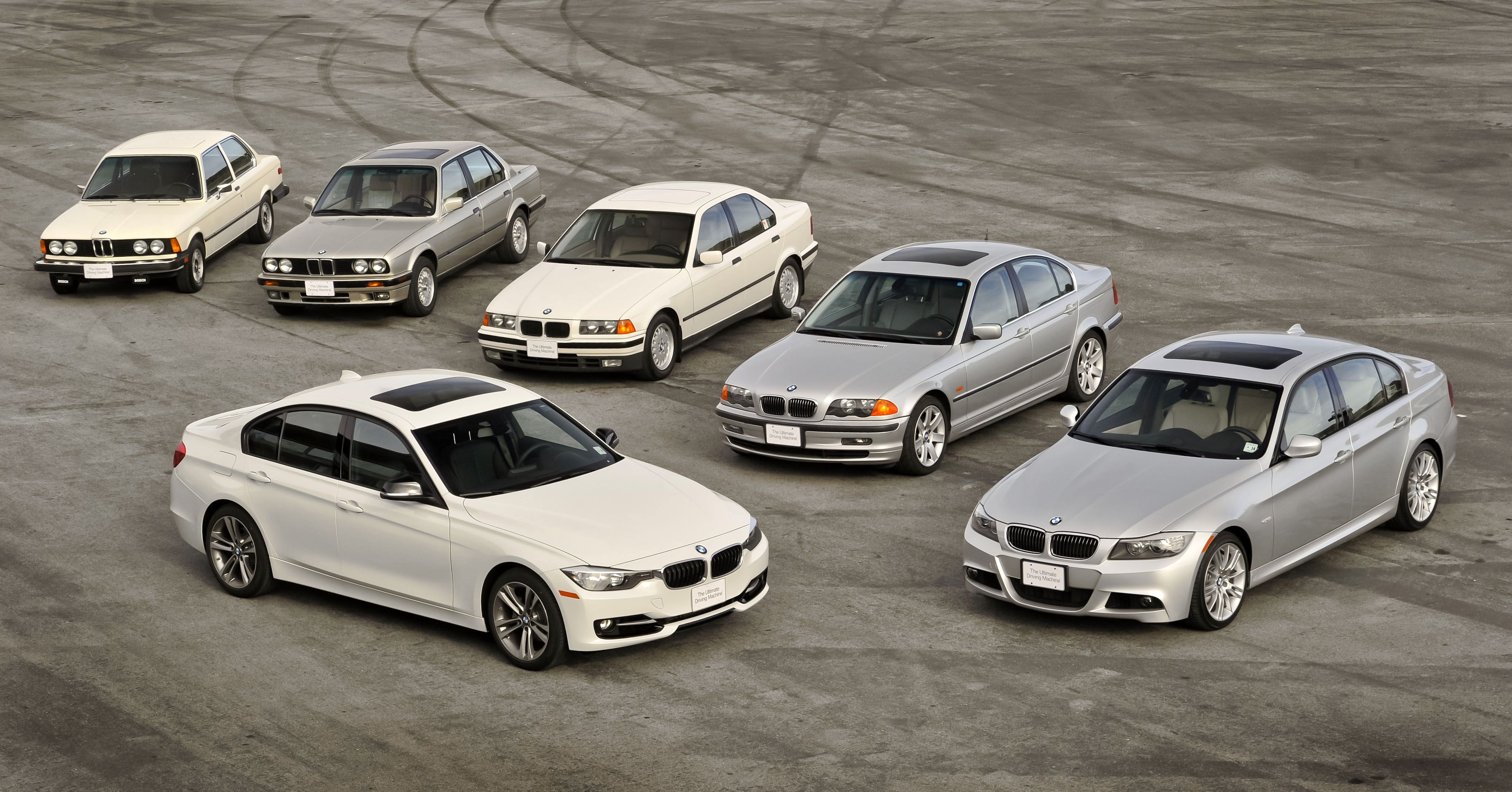 BMW to Show New 3 Series, New 6 Series Gran Coupe, and M5 at 2012 Amelia Island Concours d'Elegance