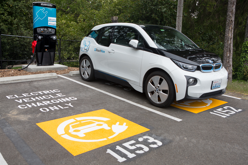 Seattle Adds 20 Fast Chargers for EVs