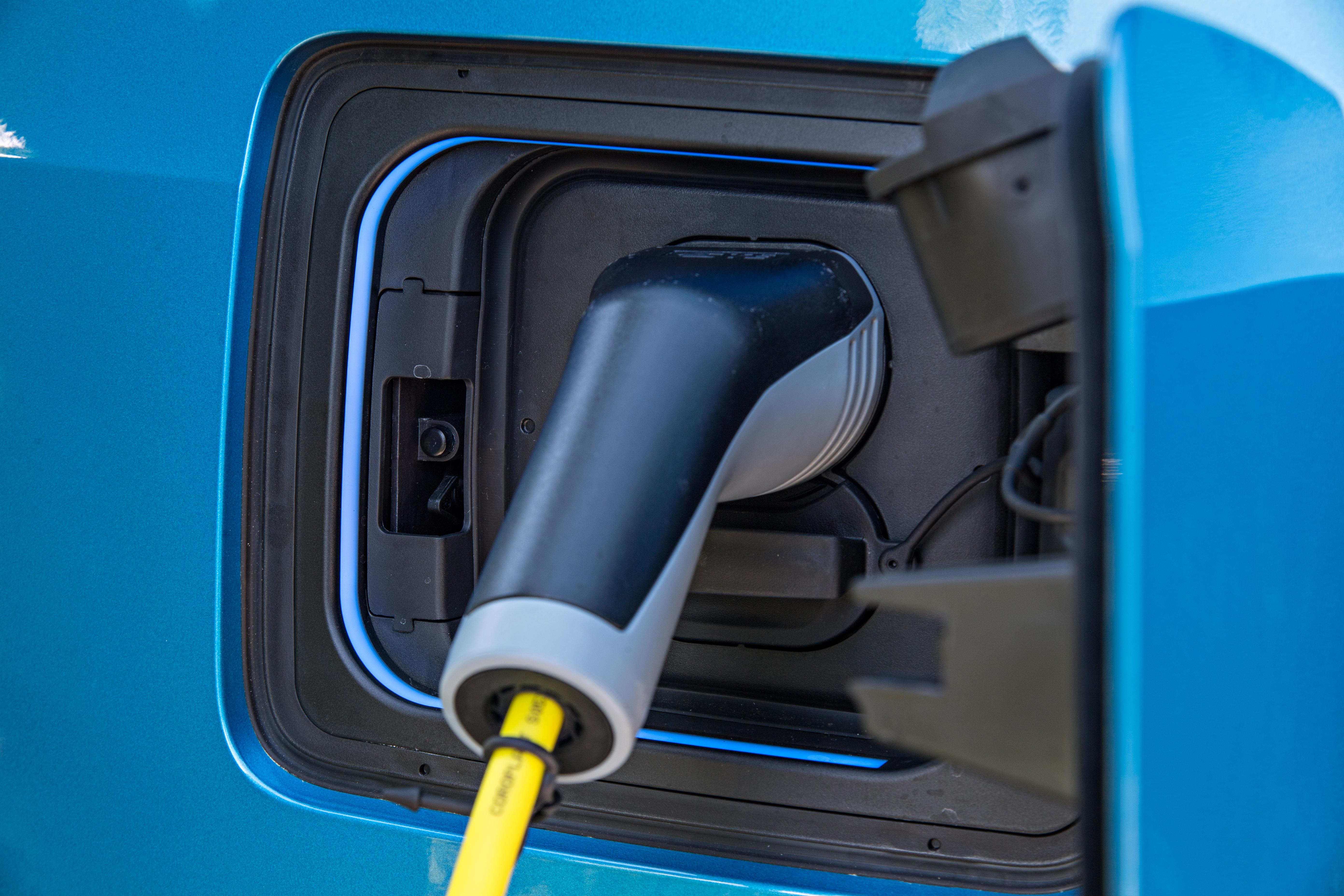 BMW Touts Electrified Vehicle Sales Milestone