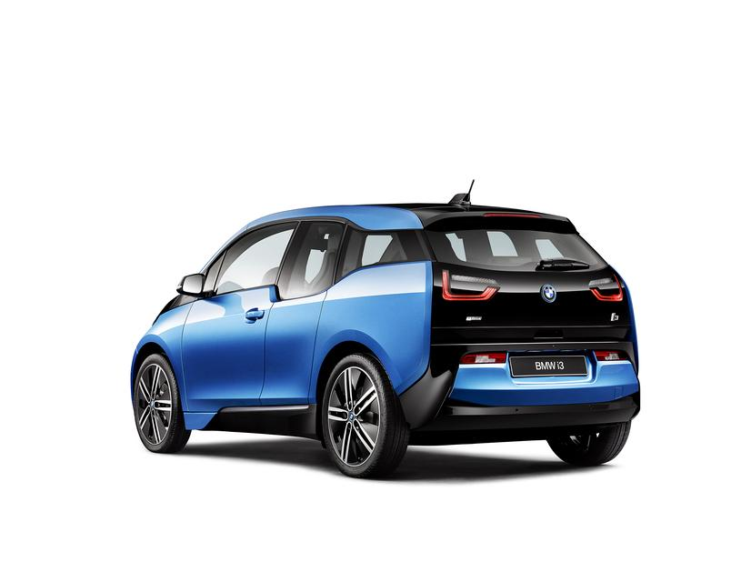 BMW Recalls i3 REx for Fire Risk