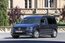 Volkswagen to Produce CNG Caddy Compact Van