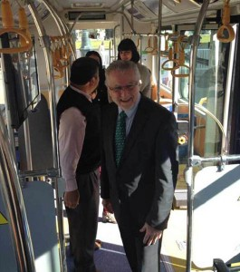 Chile's Minister of Energy Supports Addition of Electric Buses