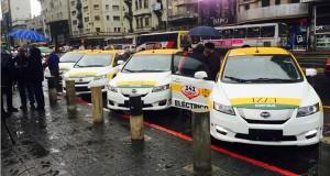 Uraguay EV Taxis Usher in Electrified Public Transportation