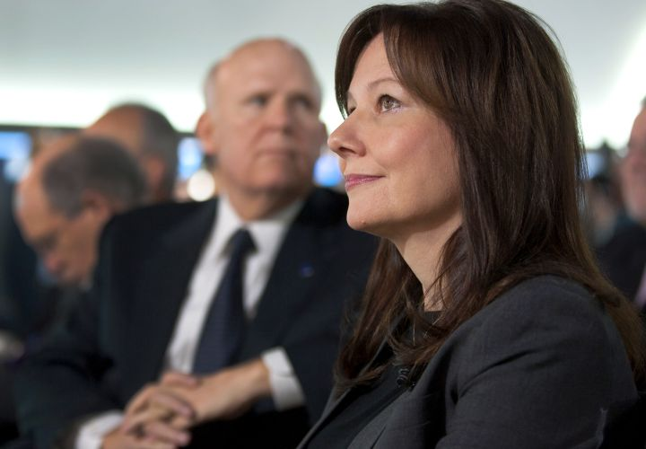 GM CEO to Testify Before Congress on April 1