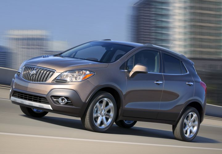 Compact SUV Residual Values Gaining Ground