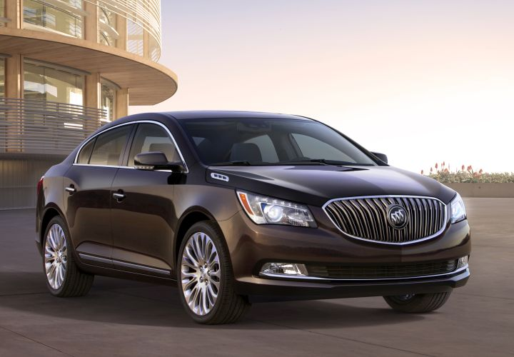 Buick Introduces Regal, Verano Entry Models