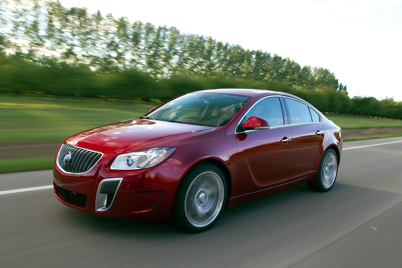 GM Announces Drivetrain Changes for Buick Regal Lineup