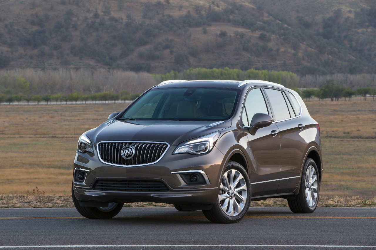 Buick Envision SUVs Recalled for Brake Lines
