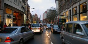 Uber to Require EV, Hybrid Vehicles in London by 2020