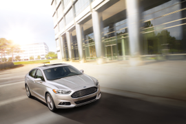 Ford Recalls Fusion, Lincoln MKZ for Seat Belts