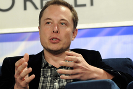 Tesla's Musk 'Dying to Build' Electric Pickup