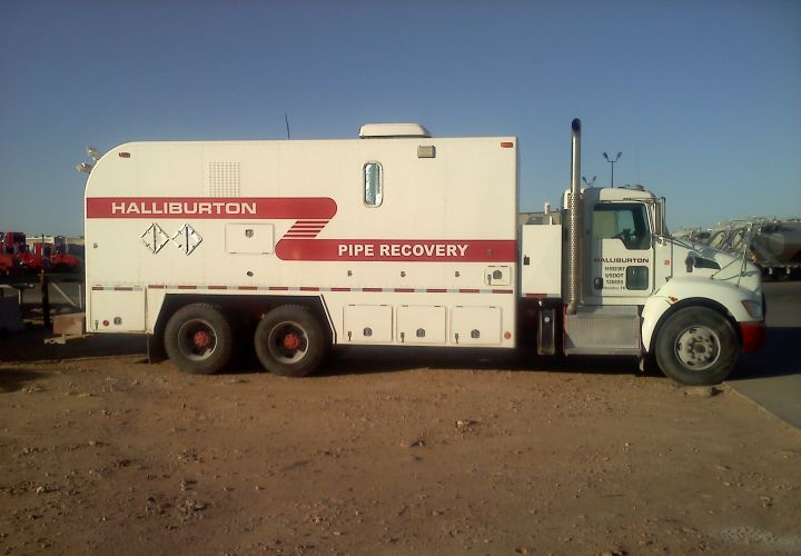 Halliburton Adding Telematics, Safety, and Compliance Solutions