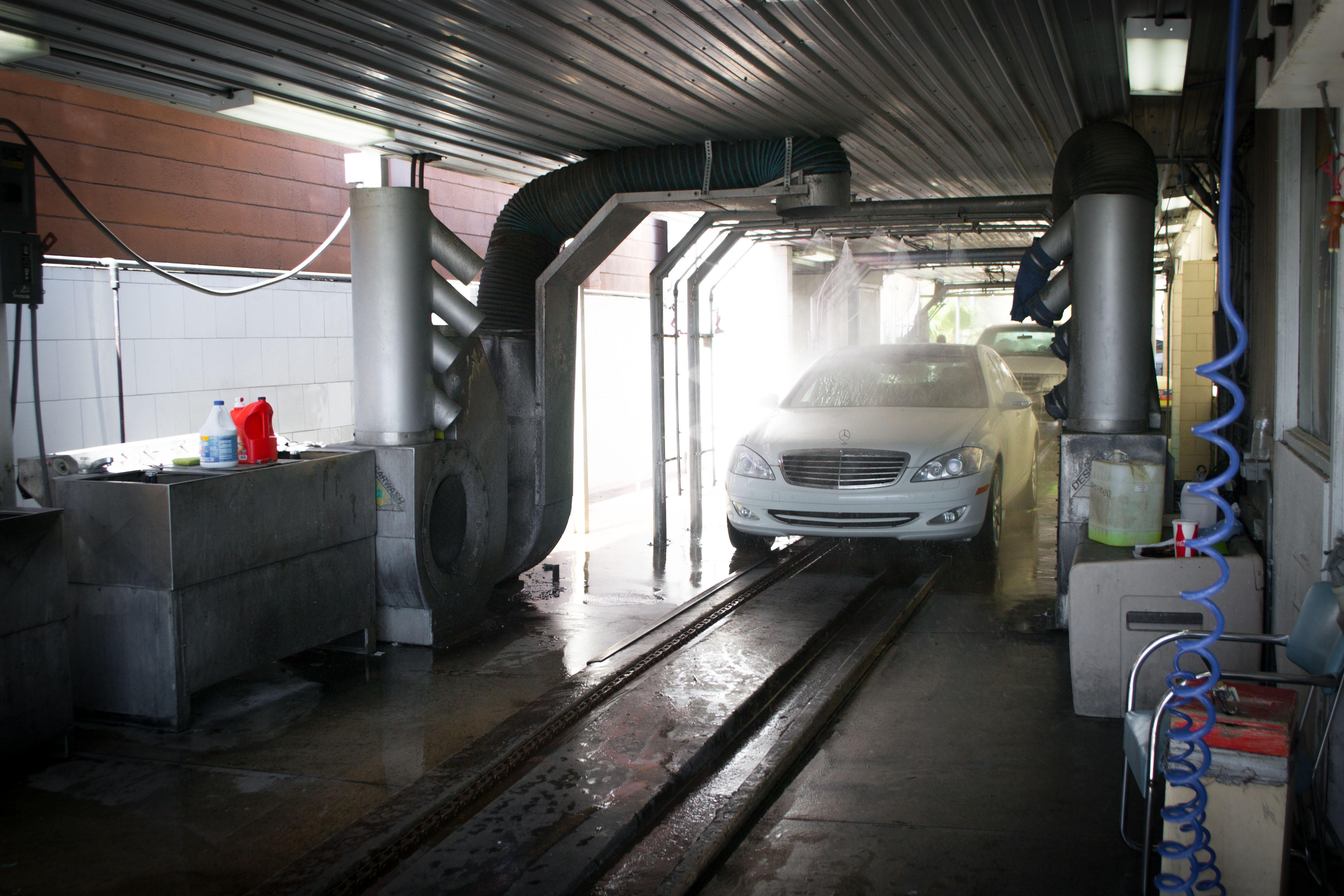 Autonomous Vehicles Pose Washing Dilemma
