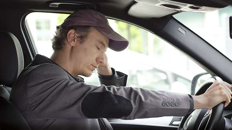 Drowsy Fleet Drivers May Increase Risk After Daylight Saving Time