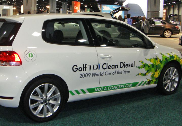 Report: Diesels Log Lower TCO Than Gasoline Counterparts