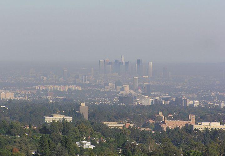 California Cities Lead Worst Air Pollution List