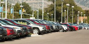 New Vehicle Fuel Economy Falls to 25 MPG