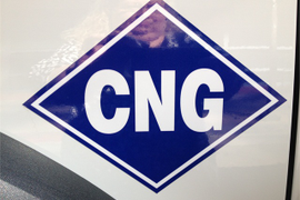 Geotab Offers Accurate Readings of Momentum CNG Fuel Tanks