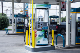 Okla. Reaches CNG Fueling Milestone