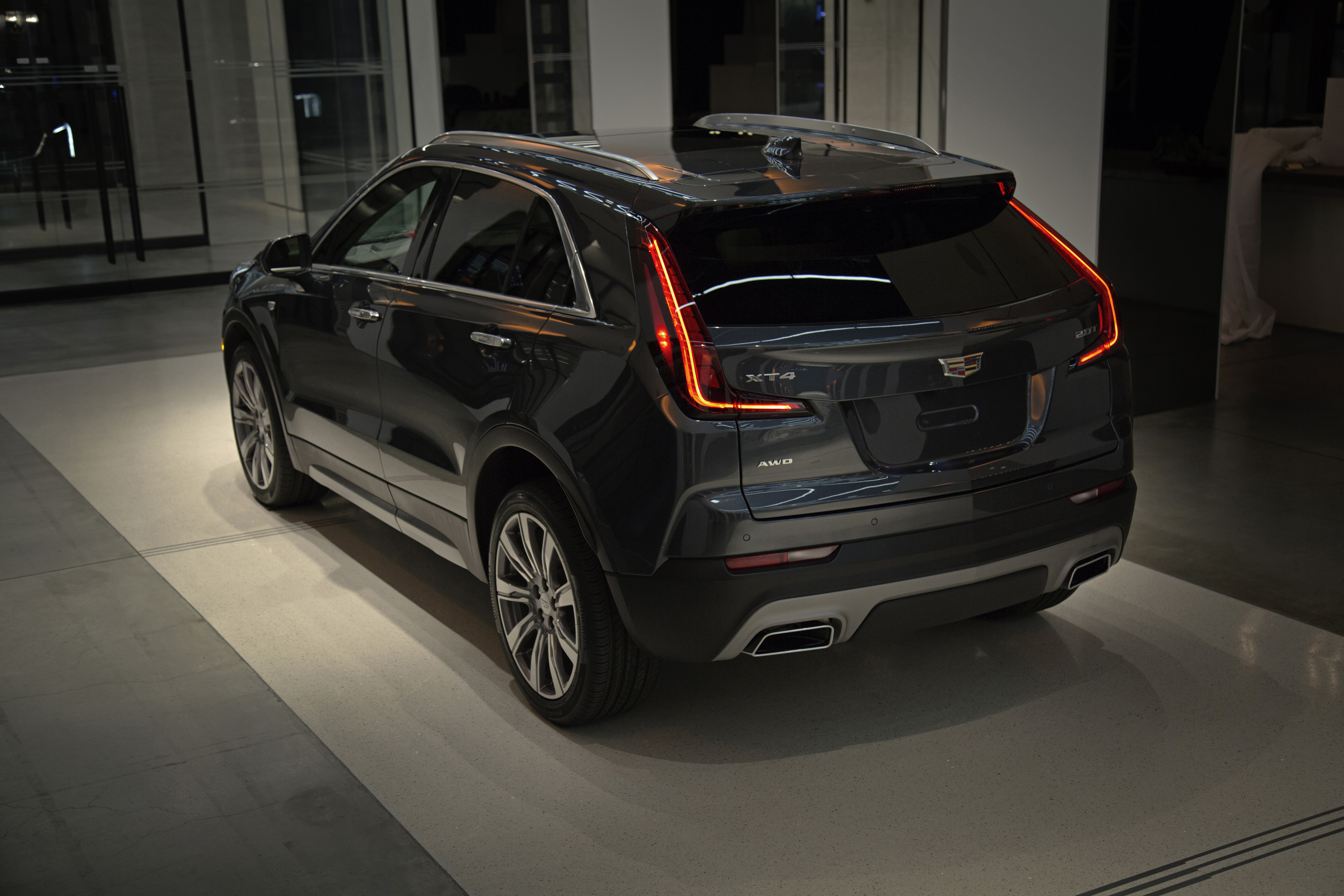 Cadillac Introduces XT4 Compact SUV