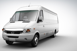 Chanje Bringing Class 5 Electric Cargo Van to U.S.
