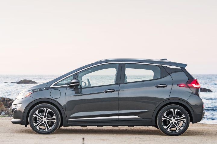 Chevrolet Bolt EV Provides 238 Miles of Range