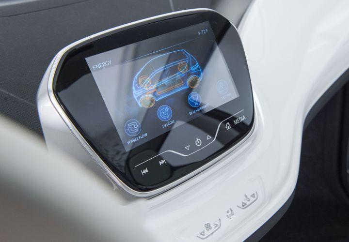GM Details Bolt EV Components