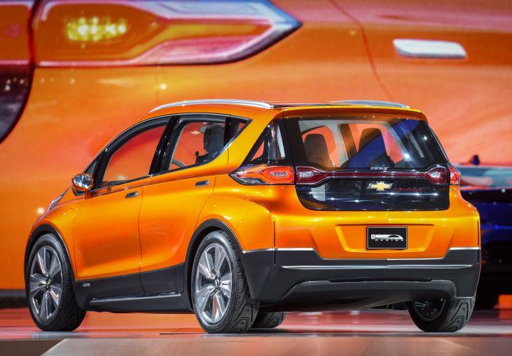 Chevrolet Bolt EV to Debut at CES