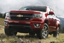 Pickups Show Lowest January Depreciation