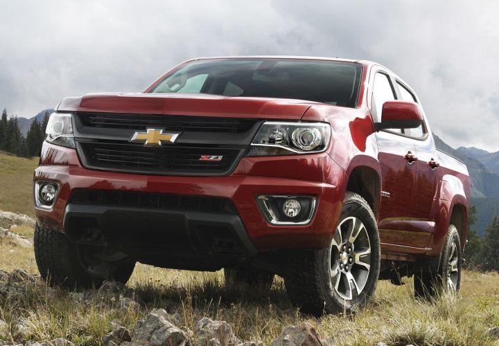Pickups Show Lowest January Depreciation