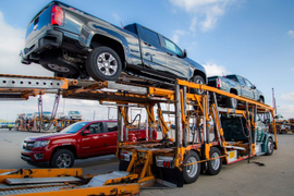 GM Tops Total Fleet Deliveries for 2014