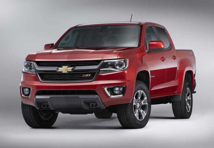 Diesel Chevrolet Colorado Arriving in Fall 2016