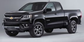 GM Claims Highest Power Ratings for Colorado/Canyon