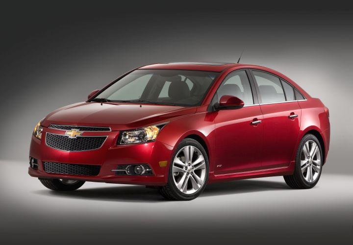 GM Recalling 174K Cruzes for Front Axle Repair