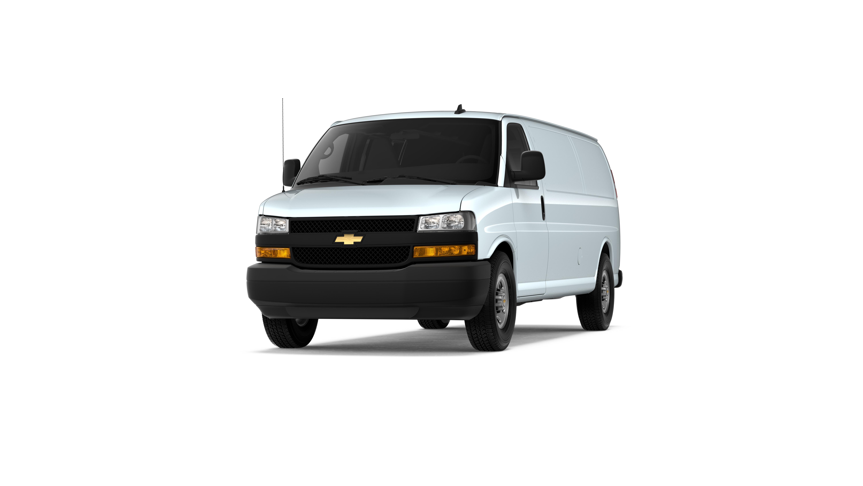 Chevrolet Express Van Adds Fleet-Oriented Options for 2018