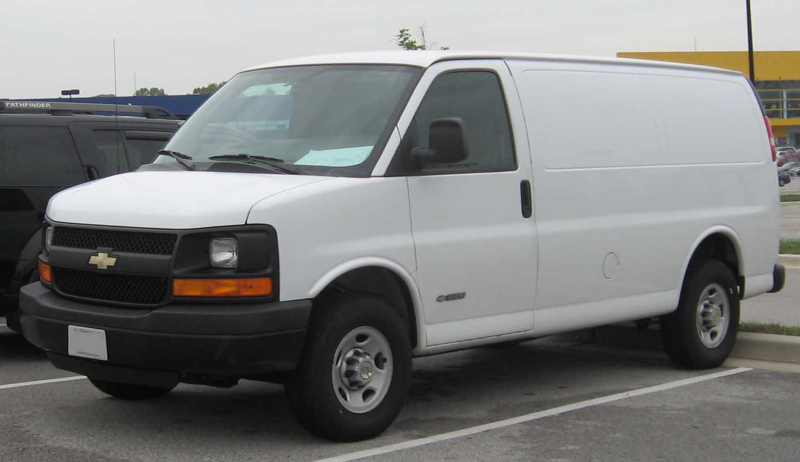 GM Recalls CNG Trucks, Vans for Label Text