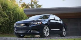 GM Adds Stop-Start to Chevrolet Impala