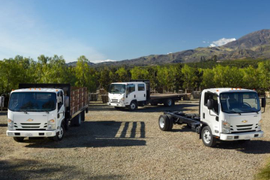 Chevrolet Low Cab Forward Upfitters Announced