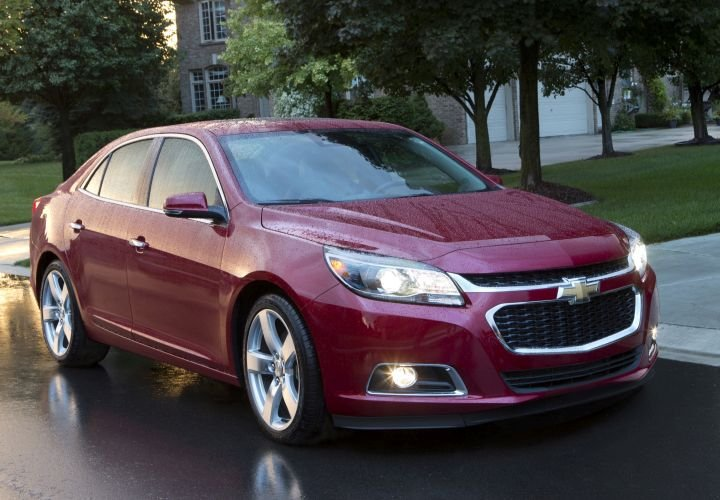 GM to Offer Fleet-Oriented Malibu Limited