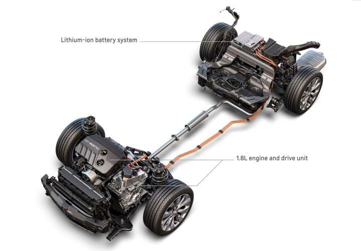 GM Revives Malibu Hybrid for 2016