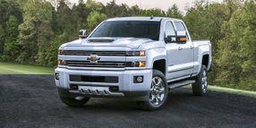 2017 Diesel Silverado HD Improves Air Intake