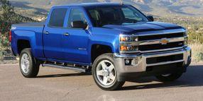 GM Recalls 473K Pickups, SUVs for Brake Pedal