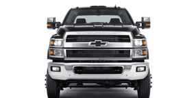Chevrolet's Chassis Cab Trucks Use Camaro Design Cue