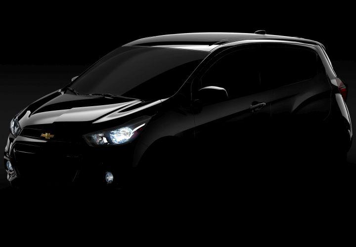 GM Teases Next-Gen Chevrolet Spark