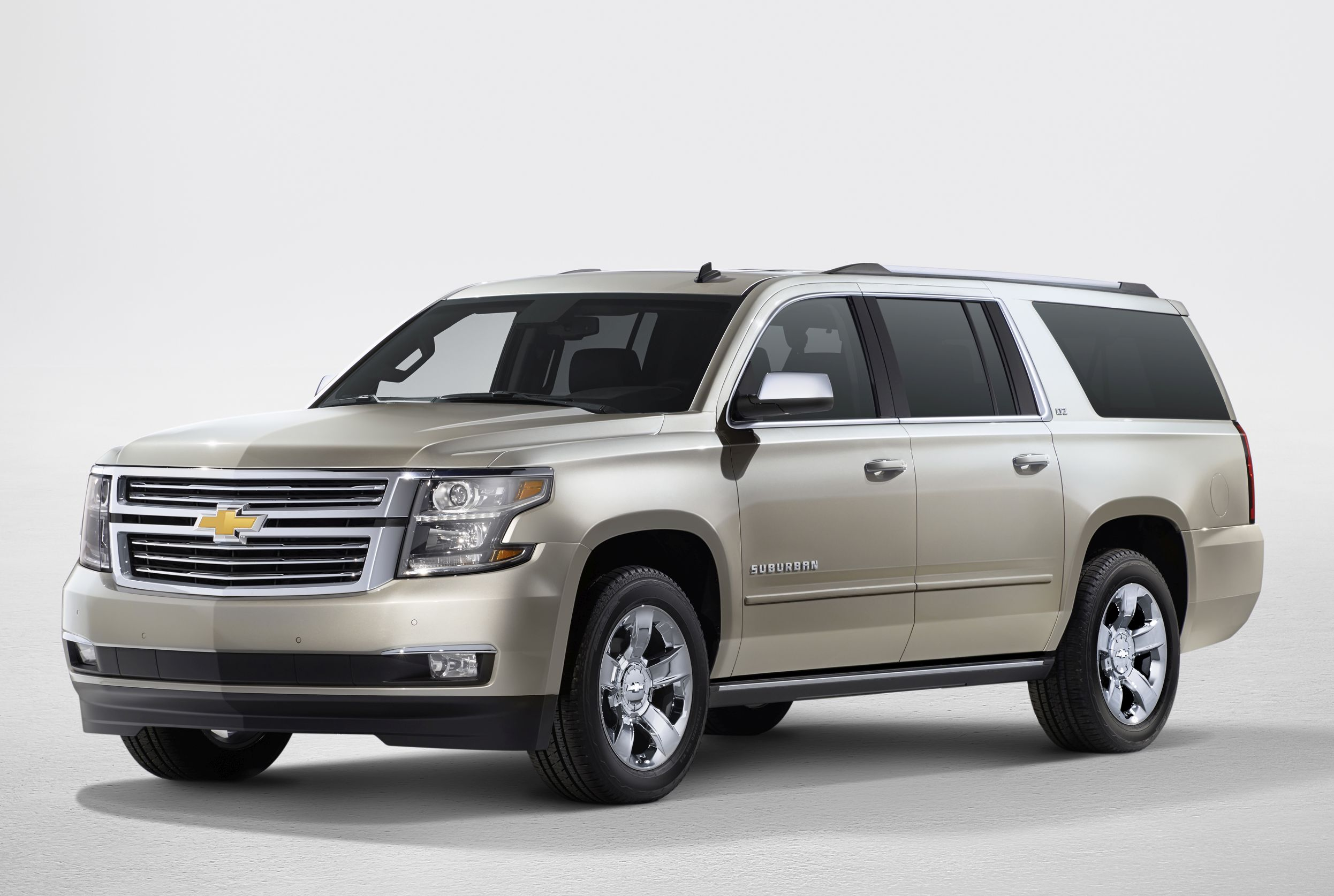 Chevrolet Suburban HD Offered to Feds, Security Fleets