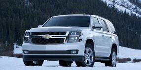 Fuel Economy Up 10% on GM's 2015 Large SUVs