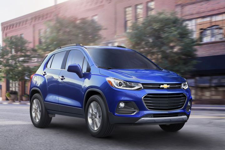 Chevrolet's 2017 Trax Starts at $21,895