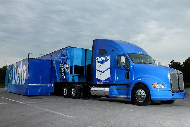 Chevron's Delo to Bring Educational Truck to Green Fleet Conference