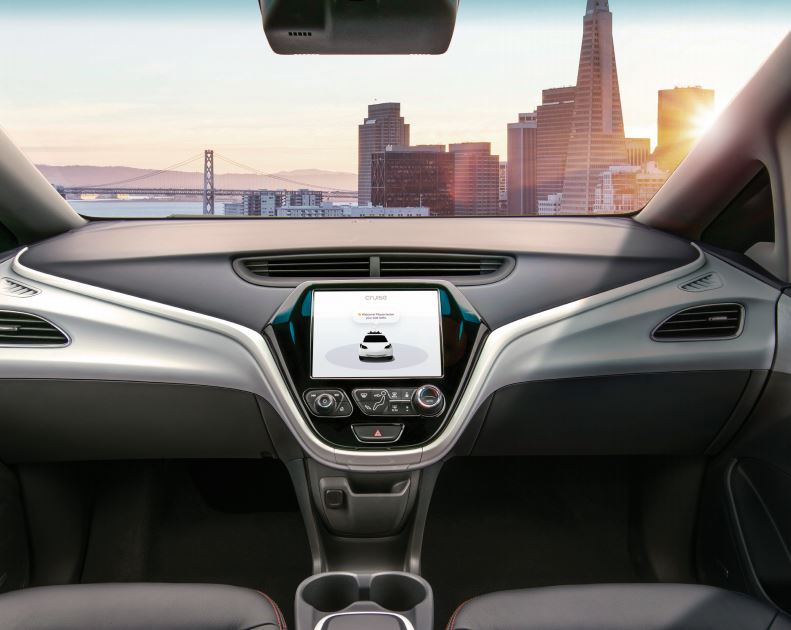 GM's Autonomous EV Will Exclude Steering Wheel, Pedal